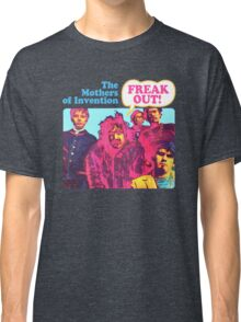 The Mothers Of Invention - Freak Out Classic T-Shirt