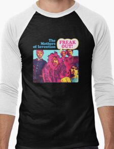 The Mothers Of Invention - Freak Out Men's Baseball ¾ T-Shirt