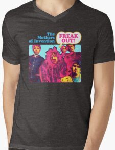 The Mothers Of Invention - Freak Out Mens V-Neck T-Shirt