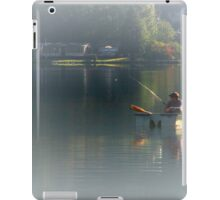 Early Morning at the Lake iPad Case/Skin