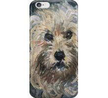Claude Monet - Dog , Fine Artб Impressionism iPhone Case/Skin