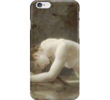 William-Adolphe Bouguereau - Biblis iPhone Case/Skin