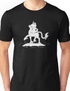Lonely Unicorn Unisex T-Shirt