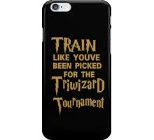 train tournament iPhone Case/Skin