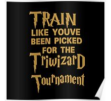 train tournament Poster