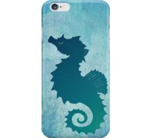 Seahorse of a Different Color ~ Marine Life iPhone Case/Skin