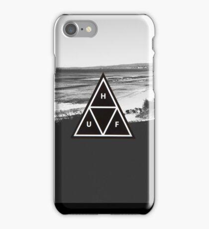 Huf beach iPhone Case/Skin