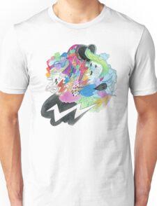 Lightning Bolt Storm Unisex T-Shirt