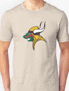 Minnesota Wild Vikings Unisex T-Shirt