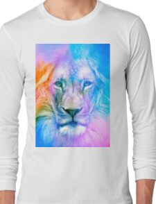 Blue Lion Long Sleeve T-Shirt