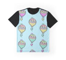 Love Balloons Graphic T-Shirt