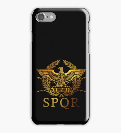 SPQR Rome  iPhone Case/Skin