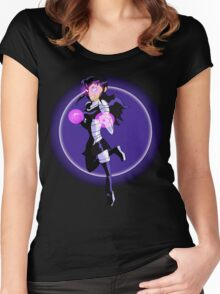 Blackfire Women's Fitted Scoop T-Shirt