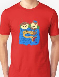 Princess Bubblegum's rock Unisex T-Shirt