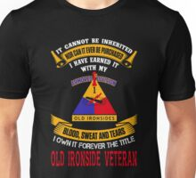 Military - 1st Ad The Title Unisex T-Shirt