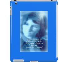 `evolution iPad Case/Skin
