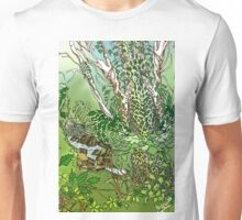 Water of Leith outside Edinburgh sketch Unisex T-Shirt