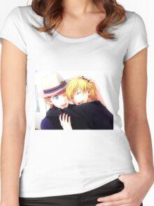 Uta no Prince-sama Women's Fitted Scoop T-Shirt
