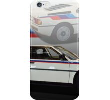 Mid-Engined Beemer iPhone Case/Skin