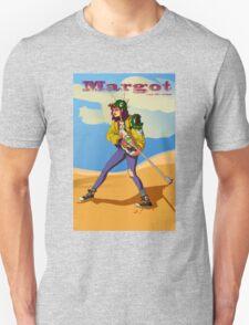 Margot the Shootist Unisex T-Shirt