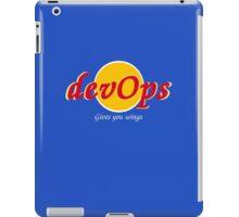 DevOps - Gives you wings iPad Case/Skin