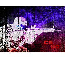 CS GO Photographic Print