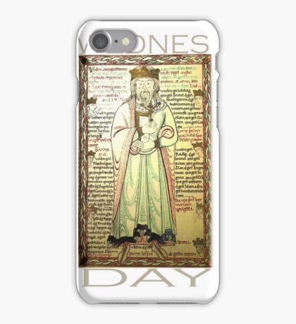 """WEDNES""""Woden""""DAY iPhone Case/Skin"""