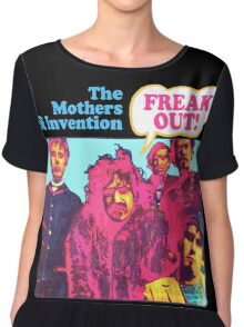 The Mothers Of Invention - Freak Out Chiffon Top