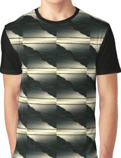 Shadow Water Graphic T-Shirt