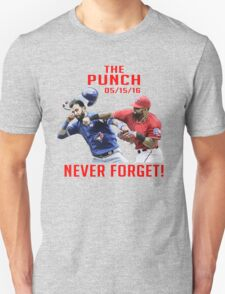 the punch 05/15/16 T-Shirt