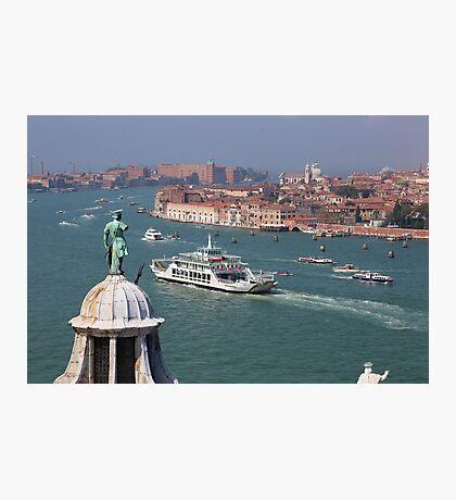 Venice Waterways Photographic Print