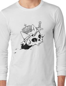 Queen Cat Long Sleeve T-Shirt