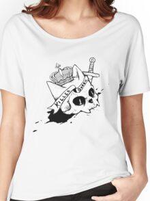 Queen Cat Women's Relaxed Fit T-Shirt