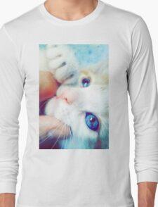 My Cute kitten Long Sleeve T-Shirt