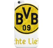 Borussia Dortmund Echte Liebe iPhone Case/Skin