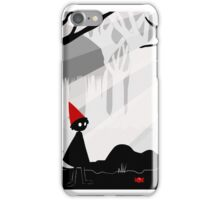 Limbo Garden wall iPhone Case/Skin