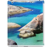 Elephant Rocks, Denmark WA iPad Case/Skin
