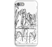 In the Greenhouse iPhone Case/Skin