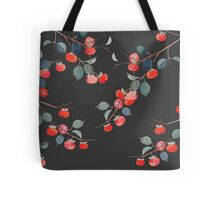 Persimmon Harvest Tote Bag