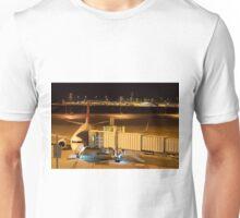 Qantas Perth Airport - Night Unisex T-Shirt