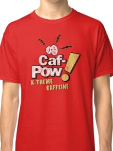 Caf-Pow - Extreme Distressed Variant Two Classic T-Shirt