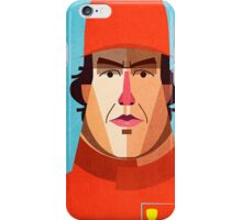 michael schumacher f1 iPhone Case/Skin