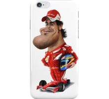 michael schumacher ferari iPhone Case/Skin