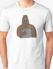 SASSY the Sasquatch | Big Lez Show | Official Unisex T-Shirt