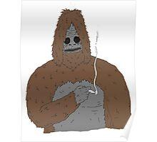 SASSY the Sasquatch | Big Lez Show | Official Poster