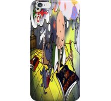 Day Dreaming of Patty iPhone Case/Skin