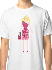 GLAMOROUS BLONDE DOLL Classic T-Shirt