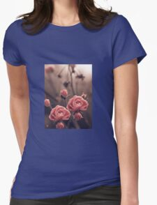 """Blossoms..."" Womens Fitted T-Shirt"