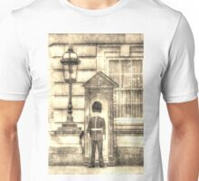 Buckingham Palace Queens Guard Vintage Unisex T-Shirt