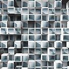 Cubes Within Cubes by Phil Perkins